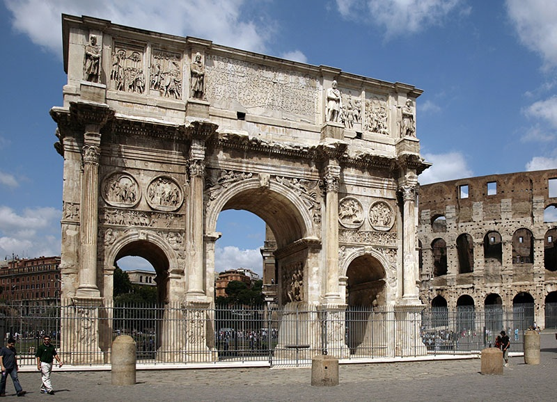 arch-of-constantine-clipart-17